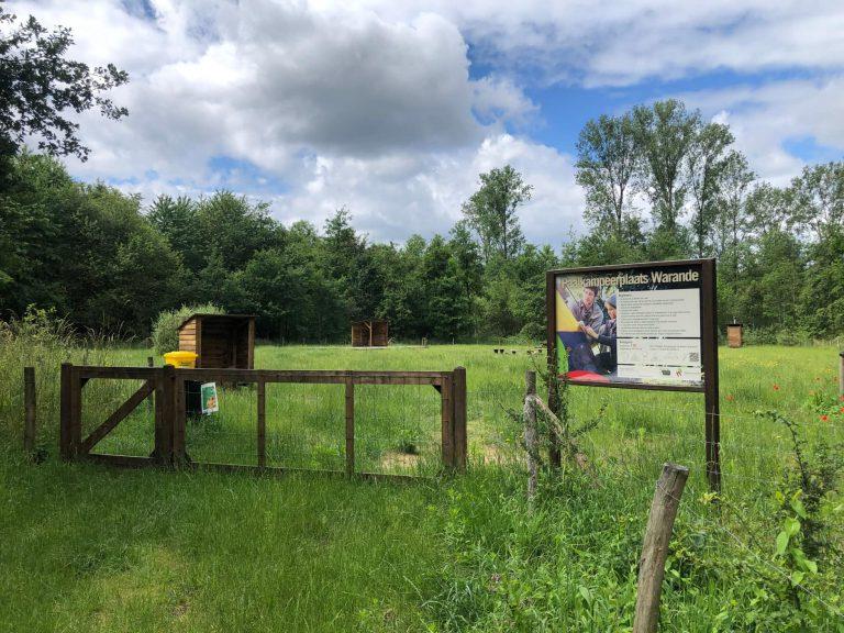 Biwakplatz De Warande, Hamont-Achel