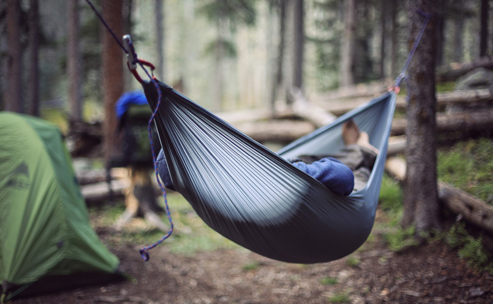 Übernachten im Zelt, Hängematte oder unter dem Tarp, Vor- und Nachteile