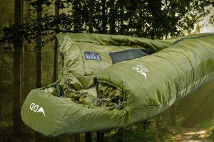 Test Jura2 Schlafsack DD-Hammock