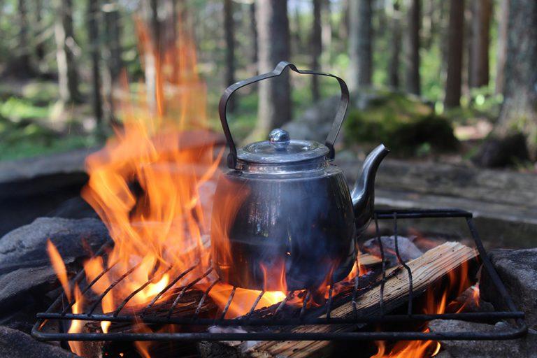 Feuer machen Outdoor, Ratgeber für Anfänger